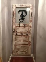 antique door coat rack photo 8