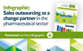 Infographic Sales Outsourcing As A Change Partner Pmlive
