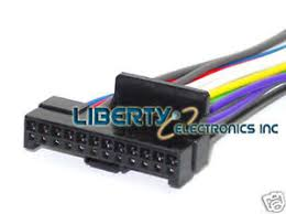 new car stereo wire harness for pioneer keh p2800 keh p3700 ebay Wire Harness For Pioneer Car Stereo image is loading new car stereo wire harness for pioneer keh Raptor Car Stereo Wire Harness