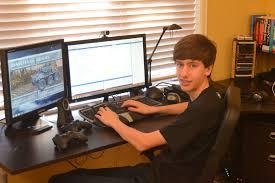 geek of the week matthew mistele 14 year old xbox game developer