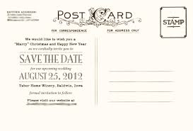 Save The Date Postcards Templates Save The Date Postcard Template Hunecompany Com