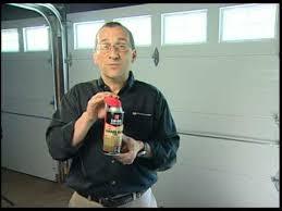 3 in one garage door lube official demonstration