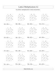 Hard Multiplication 2 Digit Problems Word ...