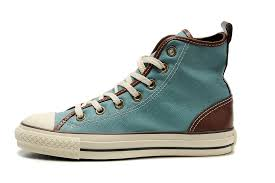 mens and womens converse all star shoes blue brown converse high tops leather converse