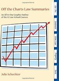 Off The Charts Law Summaries Julie F Schechter 9781611632606