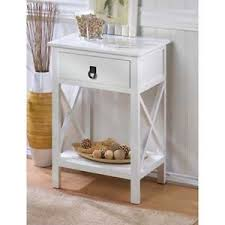white laquer furniture. Beautiful Furniture Image Is Loading ShinywhiteLACQUERsofalatticeEndsidebedside In White Laquer Furniture