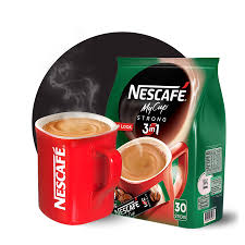 nescafÉ my cup 3in1 strong coffee mix