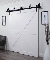 Bypass Barn Door Hardware Home Renin