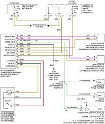 2004 corolla electrical wiring diagram images jcb backhoe chevrolet trailblazer electronic suspension system circuit
