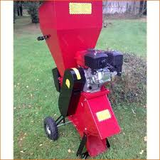 garden shredder. 7HP Petrol Garden Shredder D