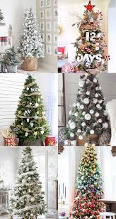 Designer Christmas Tree Ribbon 42 Gorgeous Christmas Tree Decorating Ideas Best