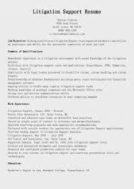 Technology Support Specialist Resume Templates Technical Sample