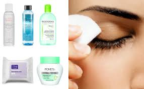 pics of best makeup remover for oily face