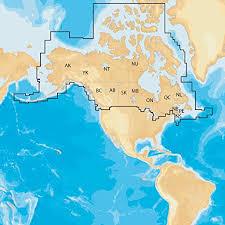 Online Nautical Charts Canada Navionics Plus Regions Canada Marine And Lake Charts On