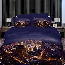 city scene bedding
