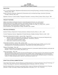 Counseling Psychologist Sample Resume Adorable Cv Template Psychology Mysticskingdom