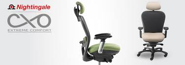 nightingale chairs cxo. nightingale cxo mid back mesh office chair with headrest chairs cxo
