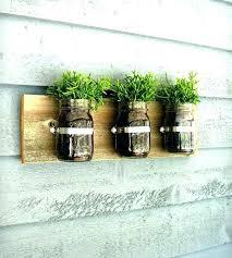 garden wall planter tahaquiclub regarding wall planters outdoor prepare