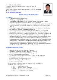 Certified Welding Inspector Resume 3 Resume Templates Qc Welding
