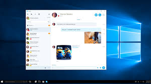 Windows Flatform Coming Soon To Windows Insiders Skype Universal Windows