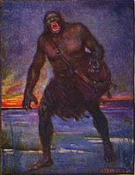 monster creature grendel. Brilliant Monster Grendel In Monster Creature