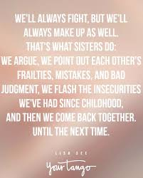 Inspirational Quotes For Sisters Inspiration Sister Quotes Inspirational Top 48 Sister Quotes And Funny Sayings