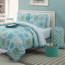 fetching blue and green duvet cover to complete purple lime bedding sets 776 check cover apply for interior idea