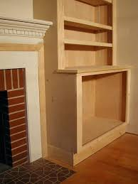 diy built in bookcase around fireplace bookcases next to fireplace lovely exceptional built in beside became