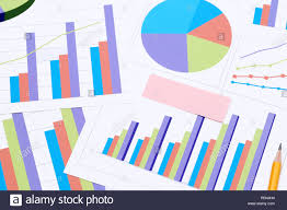 Color Chart Printed On Paper Stock Photos Color Chart