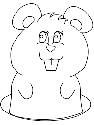Small Picture Gopher Animals Coloring Pages Coloring Book