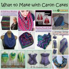 Caron Cakes Patterns Simple Round Up What To Make With Caron Cakes Stitches N Scraps