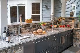 Outdoor Kitchen Countertops Brown Jordan Outdoor Kitchens