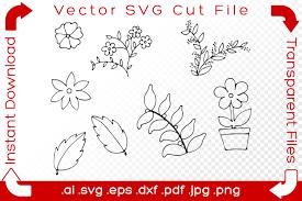 Leaf Svg Cut File Download Free And Premium Psd Mockup Templates And Design Assets