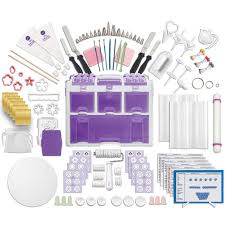 Wilton Cake Decorating Accessories Delectable Ultimate Professional Cake Decorating Set Wilton
