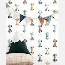 Studio Ditte Wallpaper Raceauto Babykamer Accessoires Baby