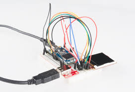 mbed starter kit experiment guide learn sparkfun com mbed usb host keyboard circuit