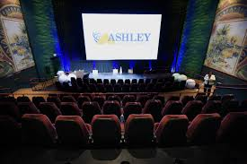 ashley furniture e commerce center with 200 jobs opens in centro