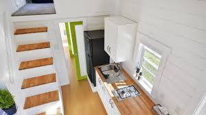 Cool Tiny Houses On Wheels Interior Design  Ideal Home YouTube - Tiny house on wheels interior