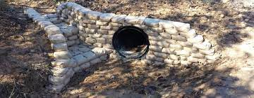 an easy way to build retaining walls