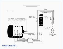 single phase motor run capacitor wiring diagrams pressauto net single phase motor connection with capacitor at Single Phase Motor Capacitor Wiring Diagram