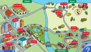Urban Suburban Rural Urban Suburban And Rural