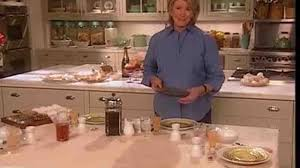 Table Setting For Breakfast Video Setting The Breakfast Table Martha Stewart