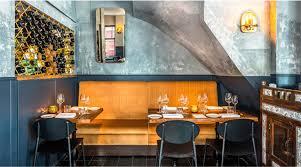 Dutch Kitchen Design Interesting Restaurant Petossi Haarlem Netherlands Masterchef Bart Van Berkel
