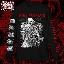 Holy Mountain <b>Printing</b> Launch Shirt to Benefit Pat O'Brien | Decibel ...