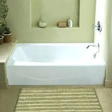 58 inch freestanding bathtub inch long bathtub bathtubs cozy soaking tub cast iron for intended