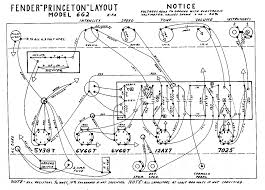 fender princeton wiring diagram fender diy wiring diagrams fender layout diagrams