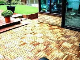 outdoor patio flooring ideas est options services low cost australia