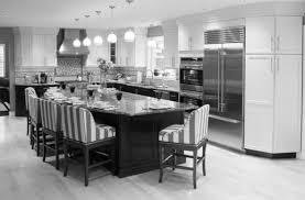 Free Kitchen Design Online Interior Orangearts Black And White Modern Ideas  With Island