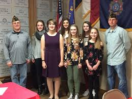 local students compete in vfw essay contests sandhills express local students compete in vfw essay contests