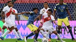 Colombia vs Perú EN VIVO: por el tercer ...
